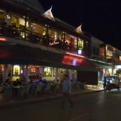 Street Number Eight (AKA Pub Street) in Siem Reap