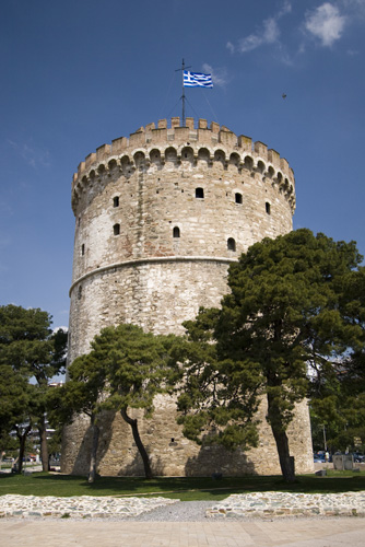 Thessaloniki\'s White Tower