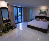 Richie and Sophie\'s apartment in Hotel Kristal