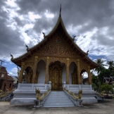Wat Nong (right next to the guesthouse in which we stayed)