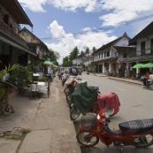 Luang Prabang\'s old town