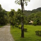 Thamchang Resort on the way to Thamchang Cave