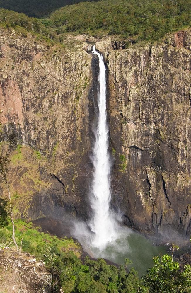 Towering Wallaman Falls