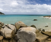 Panoramic of Loomis Reef