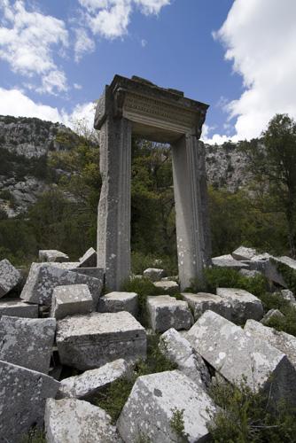 The Hadrian Proplaeum
