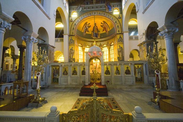 The Church of Agios Dimitrios