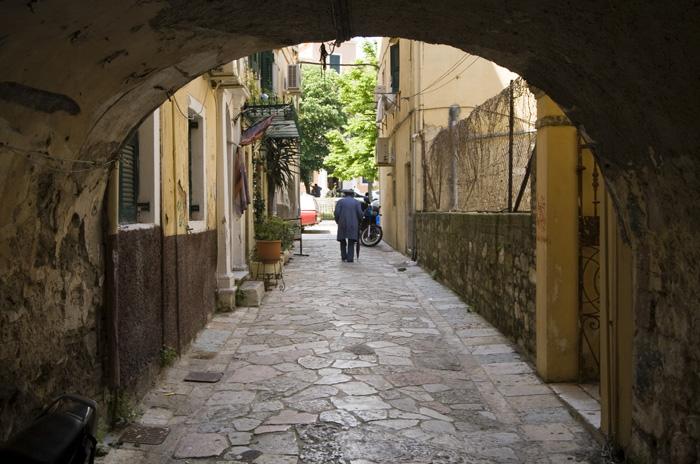 Kerkyra Town