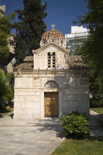 Church of Theotokos Gorgoepikoos