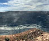 Australia's largest gold bearing surface mine: The Super Pit