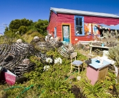 Caroline's Pottery on King Island