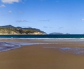 Normans Beach and Tidal River