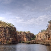 Katherine Gorge's second gorge