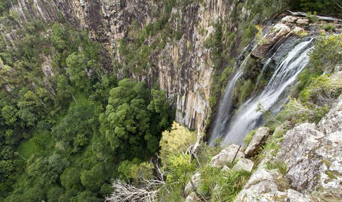 Minyon Falls in Nightcap National Park