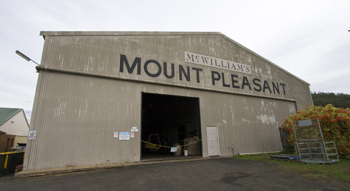 McWilliams Mount Pleasant Winery