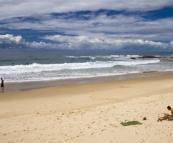 Main Beach at Nambucca Heads