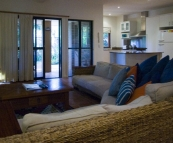 Our humble abode in Byron Bay courtesy of Matt
