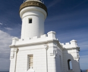 The lighthouse at Cape Byron