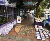 The main street of Nimbin
