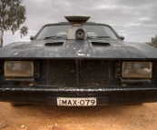 The Mad Max car in Silverton
