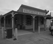 The famous Silverton Hotel