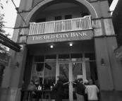 The Old City Bank pub in Katoomba