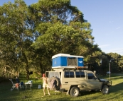 Camping in Booti Booti National Park