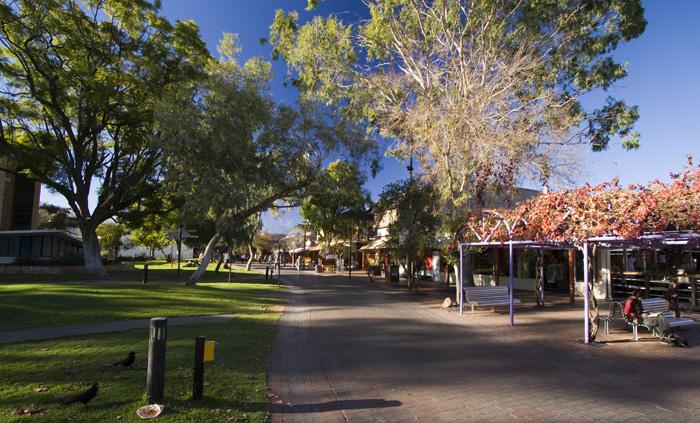 Central Alice Springs