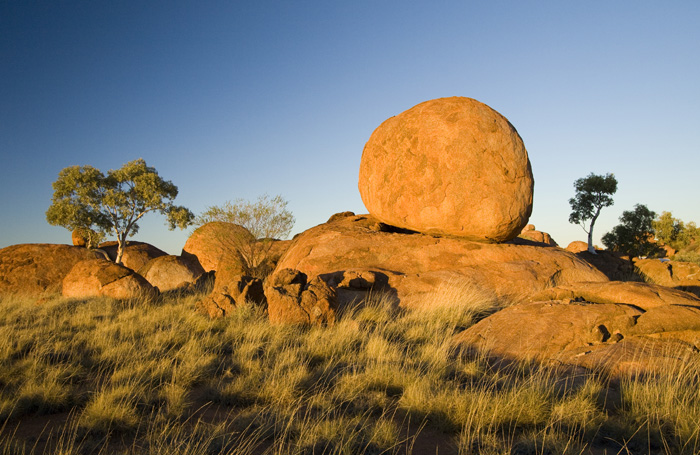 The Devil\'s Marbles