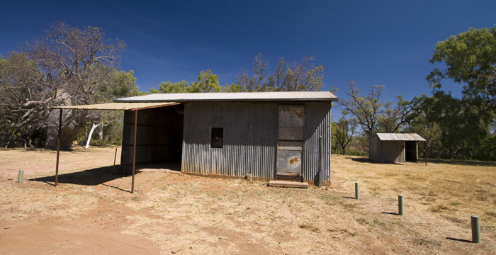 The Bullita Homestead