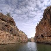 Katherine Gorge\'s second gorge