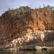 Katherine Gorge\'s third gorge