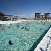 The Darwin wave pool