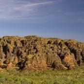 Beehive rock formations along the Jarnem loop walk