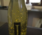 Gold-infused sparkling at Jane Brook Estate Wines