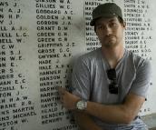 The war memorial in King\'s Park