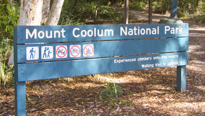 Mount Coolum National Park