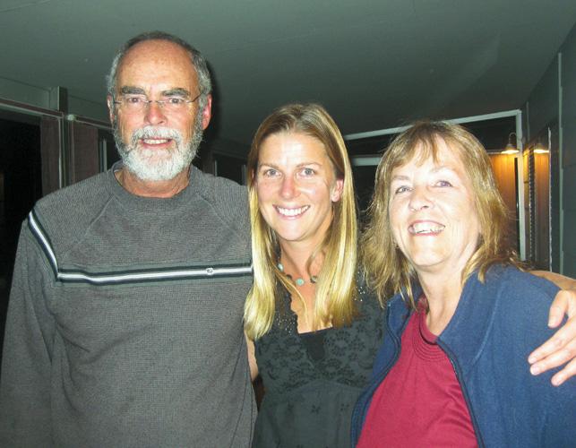 John, Lisa and Sue