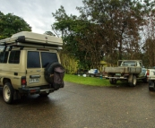 One the farm: The Tank, Harry Hilux and Trevor Toyota