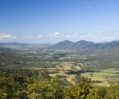 Pioneer Valley from Eungella