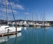 Abel Point Marina in Airlie Beach
