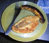 Gourmet chicken sausages and fresh Tailor