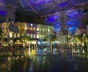Singapore\'s Clarke Quay