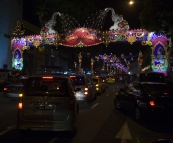 Deepavali Festival in Little India