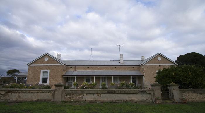 Navan Homestead on Yorke Peninsula (Ed and Rebecca Brown\'s house)