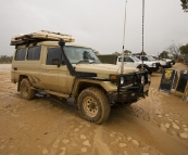Stuck in Innamincka