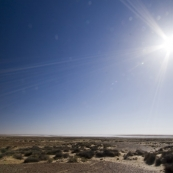 The massive expanse of Lake Eyre