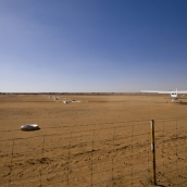 The William Creek airport