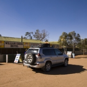 Australia\'s smallest town: William Creek (population 10)