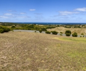 Panoramic of the Jordans\' property overlooking British Admiral Reef