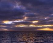 Sunrise from Kingfisher